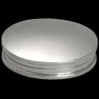 Sterling Silver Oval Urn Keepsake - Free Engraving