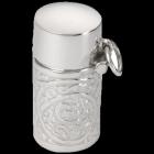 Floral Cylinder Urn Keepsake