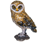 Owl Keepsake Jewelry Box