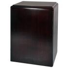 Vertical Wood Simplicity Urn