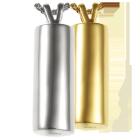 Elegant Cylinder Urn Pendant