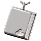 Book of Love Urn Pendant