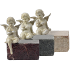 Angel & Dove Marble Infant Urn