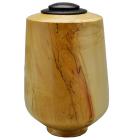 Box Elder with Ebonized Oak Lid