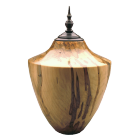 Eternal Heartwood Ambrosia Maple Wood Urn