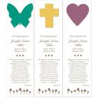 Plantable Bookmark Memorials