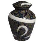 Galaxy Ceramic Hand-painted Urn
