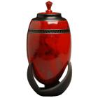 Infinity Pottery Urn