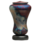 Timeless Pagoda Ceramic Urn