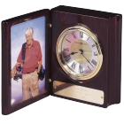 Portrait & Clock Keepsake Urn