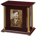 Allegiance Picture Frame Chest