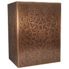 Ornamental Copper Art Urn