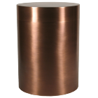 Canister Copper Art Urn
