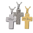 Personalized Petite Cross
