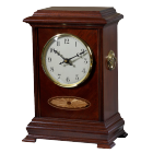London Mahogany Clock Urn