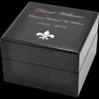 Piano Hardwood Box Keepsake Urn