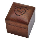 Wooden Keepsake Urn