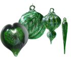 100% Recycled Glass Cremation Keepsakes