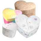Unity Biodegradable Heart Urn