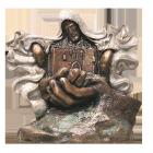 The Journey Bronze Sculpture Urn