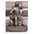 Jesus and Children Sculpture Urn