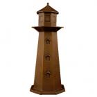 Lighthouse Bronze Sculpture Urn