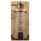 Lighthouse Pointe Bronze Sculpture Urn