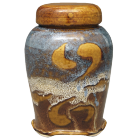 Phoenix Brown Sharing Urn