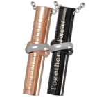 Together Forever Cylinder (Free Chain Included)