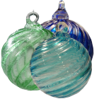 Timeless Sphere Glass Cremation Keepsake