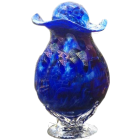 Healing Waters Glass Cremation Urn