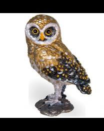 Owl Keepsake Jewelry Box