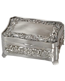 Blossoms Embrace Pewter Keepsake Urn