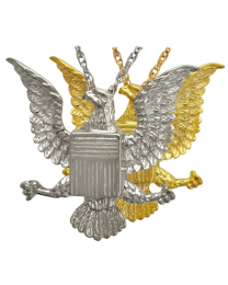 Eagle Badge Urn Cremation Pendant