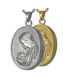 Cremation Jewelry: Motherly Love
