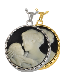 Mother's Embrace Cameo