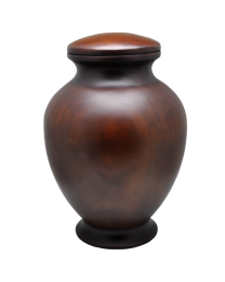 Simply Elegant Wood Urn