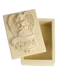 Peace Wishing Angel Memory Box