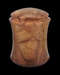 Alabaster Stone Urn- Elegant