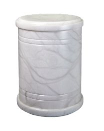 Alabaster Cremation Urn- Radiant