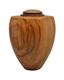 Heritage Artisan Urn Cherry with Walnut Lid