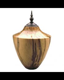 Eternal Heartwood Ambrosia Maple Wood Urn