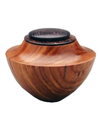 Red Bud Wood Keepsake Urn