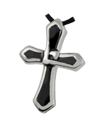 Premium Stainless Celtic Knot Cross