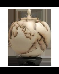 Orb Raku Cremation Urn