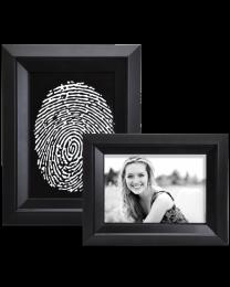 Framed Art Memorial (Photo or Fingerprint)
