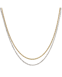 Thin Rope Necklace Chain