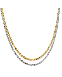 Thick Rope Jewelry Chain