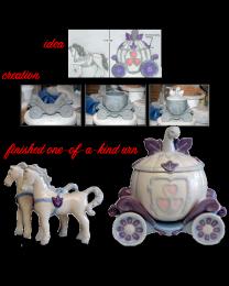 Custom Made Cremation Urn