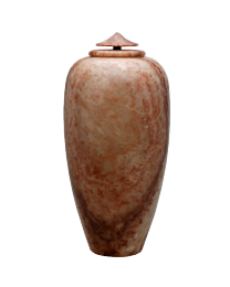Colorado Alabaster Cremation Urn